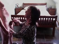 3 min - Amateur mature whore provides
