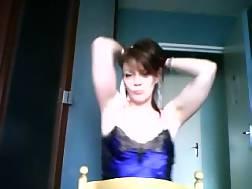 5 min - Naughty mamma bitch livecam