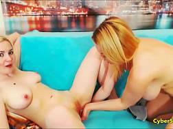 Teens lesbiian sexy masturbates