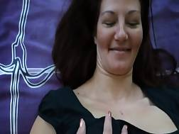 8 min - Boobed mature wifey shows