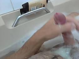 6 min - Fit older guy bathtub