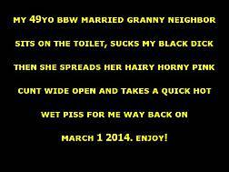 2 min - Nine unshaved married granny