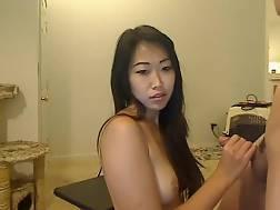 5 min - Exotic gf sucks cock