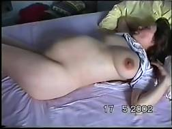 6 min - pregnant wife allows fondle