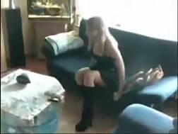 12 min - Slutty blondie suck penis