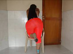 7 min - Extremely curvaceous ebony girl