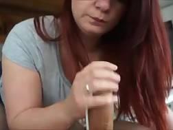 8 min - Enormous penis german redhead
