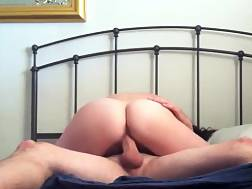 2 min - Wifey drilling missionary cowgirl
