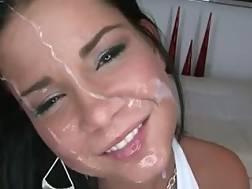 2 min - Classy hoochie really facials
