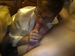 3 min - Mature short haired housewife