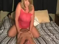 6 min - Blond sexy mother bbw