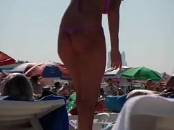 2 min - Amateur hottie awesome backside