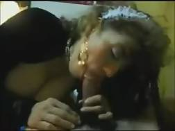 5 min - Ugly blow job boner