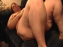3 min - Mature fat suck penis