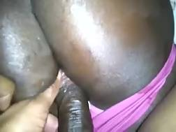 4 min - Black seducer moans pleasure