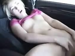 6 min - girlfriend fingers twat orgasm