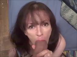 2 min - Horny dick sucker blowing