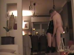 11 min - Tied xxx enjoys kinky