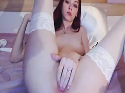 4 min - sexy darkhaired tight twat
