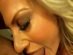4 min - Good blond deepthroats bbw