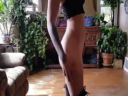 3 min - Live cam hotty stripping
