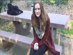 8 min - Slutty teen chick makes
