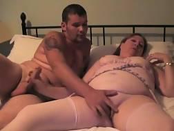 17 min - bbw mature wifey takes