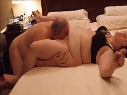 5 min - Mature bbw woman joy