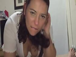 7 min - Amateur girlfriend blowing huge