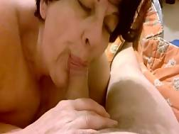 2 min - Mature wife takes time