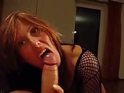 Free nasty white slut video you