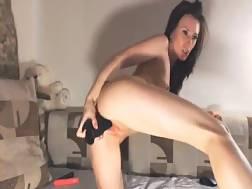 14 min - Kinky woman playing many