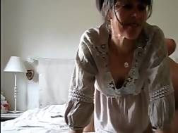 5 min - Mature wifey blowjob husbands
