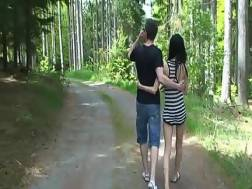 7 min - Lovely teenager couple amazing