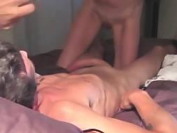 4 Min Massive White Dick Shagging