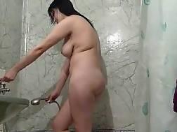 10 min - Fat amateur home alone