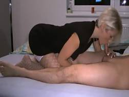9 min - Wife stockings blowing