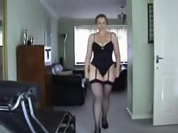 14 min - Sexy blondie mamma wife