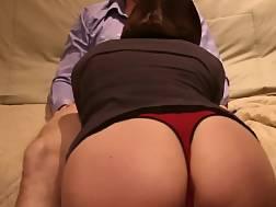 10 min - Wifey black stockings sucking