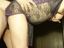 8 min - Fuckin pregnant wife lingerie