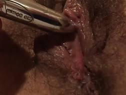 4 min - Amateur babe pleasures hairy