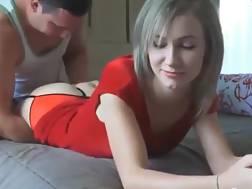 Bubble butt red head nude