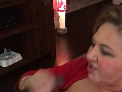2 min - Bbw mature wife enjoys