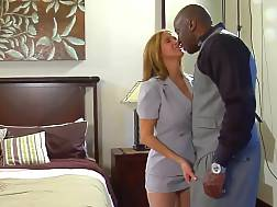 22 min - Big black prick creampies