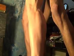 5 min - Cheating grandma strong legs