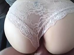 15 min - Amateur gf with amazing round ass drilled from behind