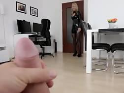 13 min - amazing facial blondie girlie