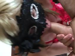 5 min - Older sexual wife mask