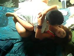 5 min - Oriental amateur couple banging