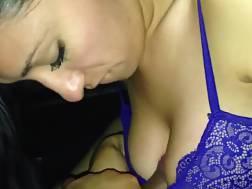 7 min - Beautiful gf blue lingerie